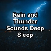 Rain and Thunder Sounds Deep Sleep von Sounds of Nature White Noise Sound Effects