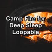 Camp Fire for Deep Sleep Loopable by Christmas Music