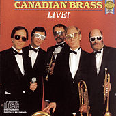 Canadian Brass Live! de Canadian Brass