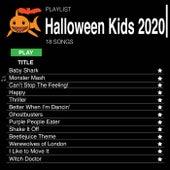 Halloween Kids 2020 by Various Artists