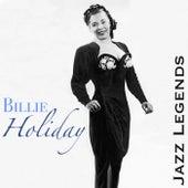 Jazz Legends Billie Holiday de Billie Holiday