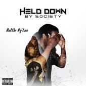 Held Down By Society von Battle Ry'lan