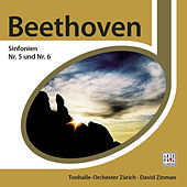 Beethoven Sinfonie Nr. 5&6 by David Zinman