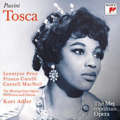 Puccini: Tosca (Metropolitan Opera) by Various Artists
