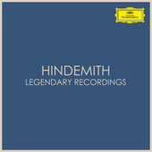 Hindemith - Legendary Recordings by Paul Hindemith