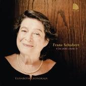Franz Schubert: Late Piano Sonatas von Elisabeth Leonskaja
