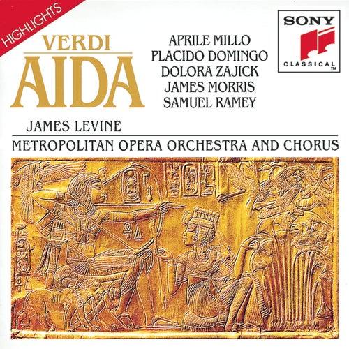 Aida 'Highlights' by Placido Domingo