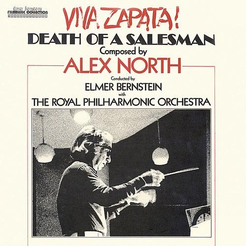 Viva Zapata!/Death of a Salesman by Elmer Bernstein