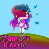 Fantasy Castle by Allie