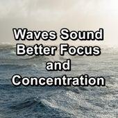 Waves Sound Better Focus and Concentration de Ocean Sounds Collection (1)