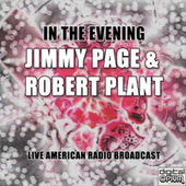 In The Evening (Live) by Jimmy Page