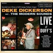 Live At Duff's von Deke Dickerson