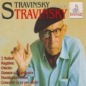 Stravinsky Conducts Stravinsky by Igor Stravinsky