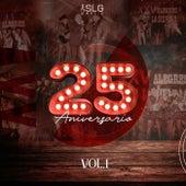 25 Aniversario Vol.1 (Live Version) by Los Alegres De La Sierra