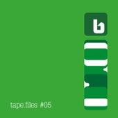 Tape.Files # 05 von Various Artists