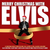 Merry Christmas with Elvis de Elvis Presley