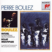 Pierre Boulez Conducts His Own Works de Pierre Boulez