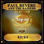 Kicks (Billboard Hot 100 - No 4) de Paul Revere & the Raiders