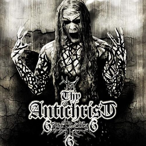Between God and The Devil - Single by Thy Antichrist