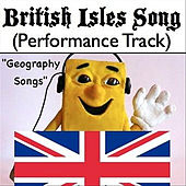 British Isles Song (Performance Track) [Geography Songs] by Kathy Troxel