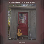 Tascam Tapes, Vol. 2 (Live from the Shed) Side A von Redd Alexander