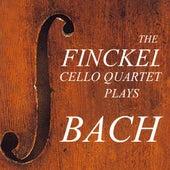 Finckel Cello Quartet Plays Bach by Finckel Cello Quartet