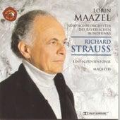 Richard Strauss Symphonische Dichtungen by Various Artists
