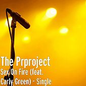 Sex On Fire (feat. Carly Green) - Single by PR Project