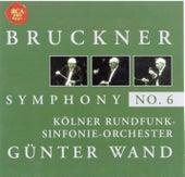 Bruckner: Symphony No. 6 by Günter Wand