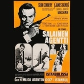 Salainen Agentti 007 James Bond (Sean Connery James Bond 007 e Daniela Bianchi Original Soundtrack) fra Henry Mancini