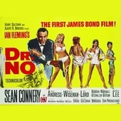 Dr.No (The First James Bond Film 1962 Sean Connery Ursula Andress) von John Barry