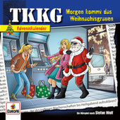 13. Dezember - Morgen kommt das Weihnachtsgrauen von TKKG