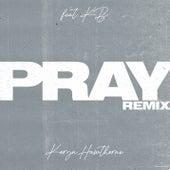 Pray (Remix) by Koryn Hawthorne