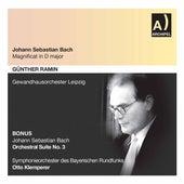 J.S. Bach: Magnificat, BWV 243 & Orchestral Suite No. 3, BWV 1068 von Günther Ramin
