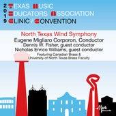 2019 Texas Music Educators Association (TMEA): University of North Texas Wind Symphony [Live] von North Texas Wind Symphony