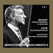 Bernstein conducts Mozart and Cage by Leonard Bernstein
