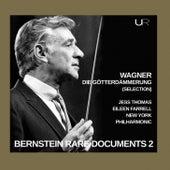 Bernstein conducts Wagner: Gotterdammerung (Selection) von Leonard Bernstein, Hildegard Behrens, Peter Hofmann, Yvonne Minton, Bernd Weikl, Hans Sotin, Symphonieorchester des Bayerischen Rundfunks