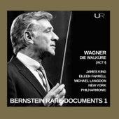 Bernstein conducts Wagner: Die Walküre (Act I) von Leonard Bernstein, Hildegard Behrens, Peter Hofmann, Yvonne Minton, Bernd Weikl, Hans Sotin, Symphonieorchester des Bayerischen Rundfunks