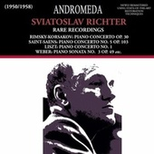 Sviatoslav Richter rare Recordings by Sviatoslav Richter