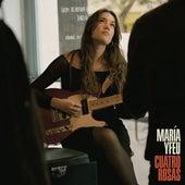 Cuatro Rosas (Live) de María Yfeu