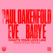 What's Your Love Like (ManyFew Remixes) by Paul Oakenfold