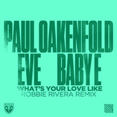 What's Your Love Like (Robbie Rivera Remixes) by Paul Oakenfold