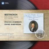 Beethoven: Violin Sonatas de Pinchas Zukerman