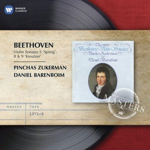 Beethoven: Violin Sonatas by Pinchas Zukerman