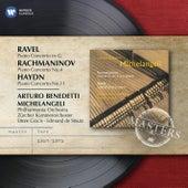 Haydn, Rachmaninov, Ravel: Piano Concertos de Various Artists