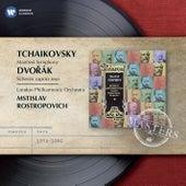 Tchaikovsky: Manfred Symphony de Mstislav Rostropovich