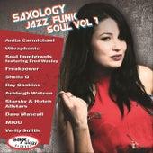 Saxology Jazz Funk Soul, Vol. 1 by Various Artists