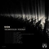 Technocolor Podcast # 2 (Continuous Dj Mix) de Wsx