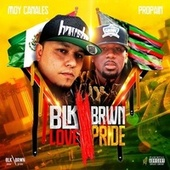 Blk Love Brwn Pride (feat. Propain) by Moy Canales