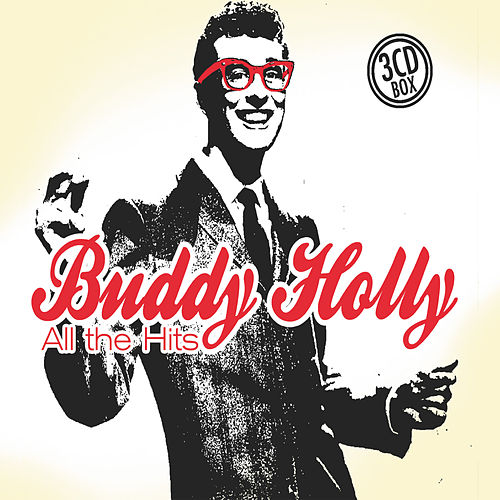 All the Hits by Buddy Holly